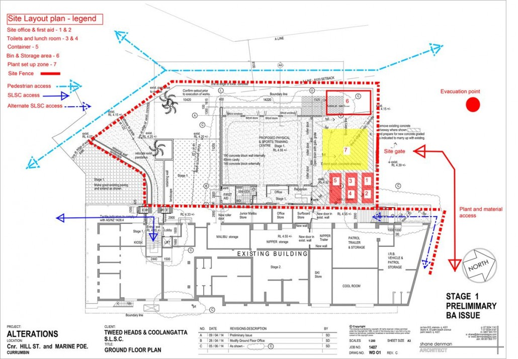 building site plan what is construction management plan cmp templates 10844
