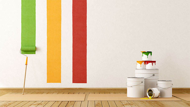 20 Diffe Types Of Paint For Interior Walls And Exterior Surface