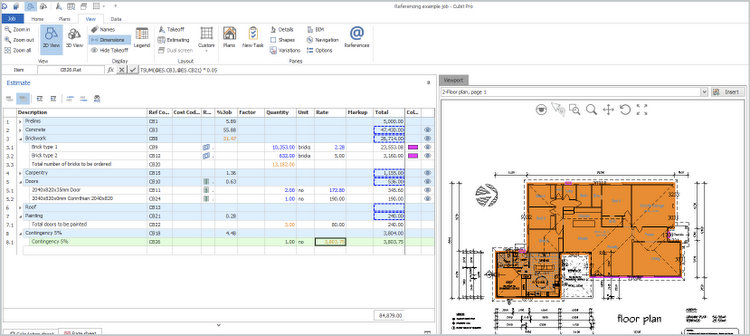 Cubit Construction Software for Builders