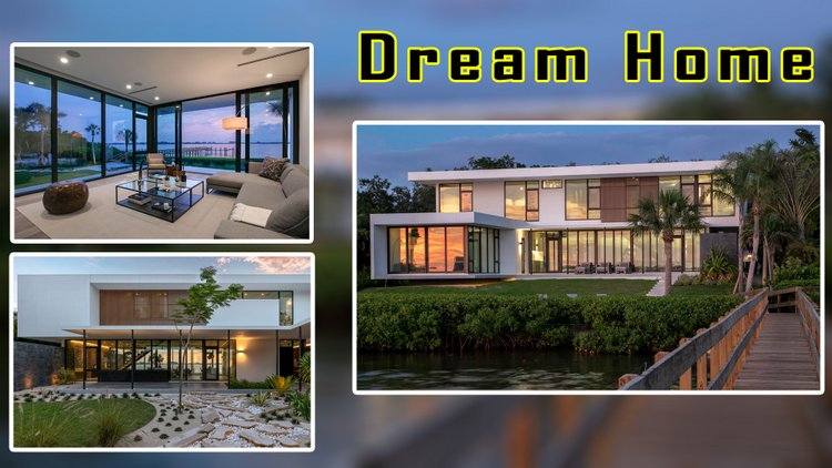 Dream Home Overlooks Sarasota Bay - SeaThru House